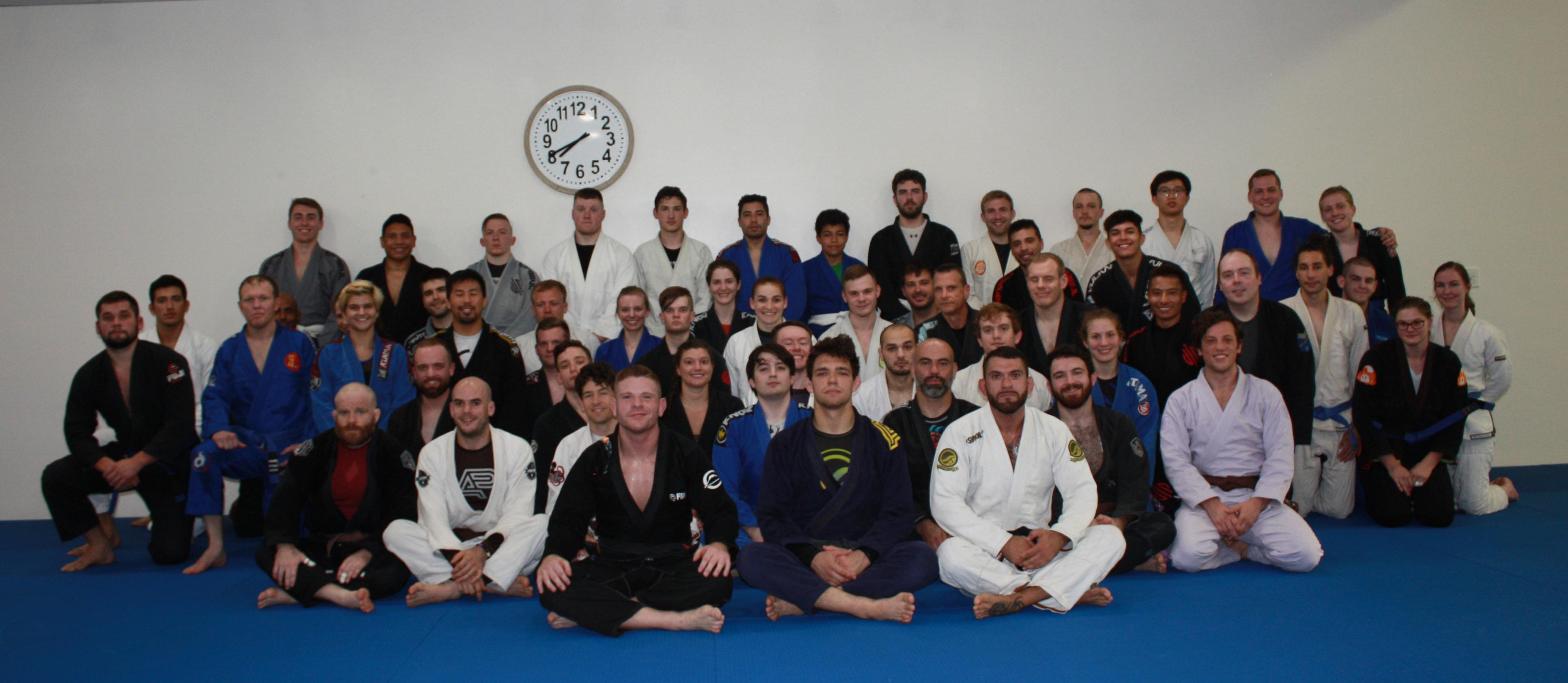 Team Citadel BJJ Iowa City Brazilian Jiu Jitsu IC